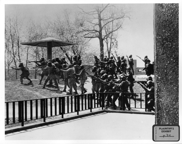 how did the kent state shootings affect america