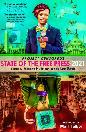 Project Censored New Book